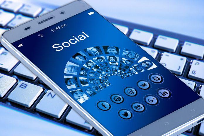 Capa importância das redes sociais